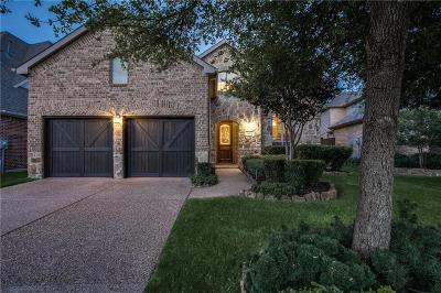 McKinney Single Family Home Active Contingent: 1404 Tangle Ridge Drive