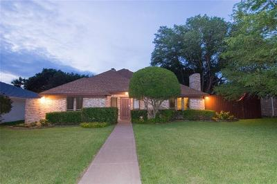 Richardson Single Family Home For Sale: 1307 E Spring Valley Road