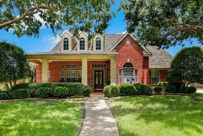 Rockwall, Fate, Heath, Mclendon Chisholm Single Family Home For Sale: 785 Hunters