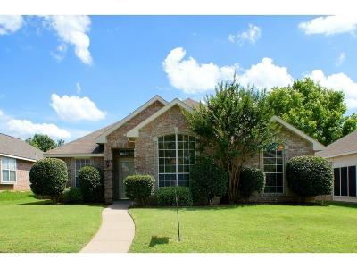 Frisco Single Family Home For Sale: 9981 Danbury Drive