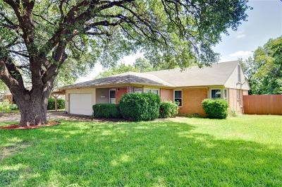 Richland Hills Single Family Home For Sale: 3908 London Lane