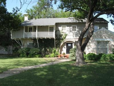 Brownwood Single Family Home For Sale: 2009 1st Street