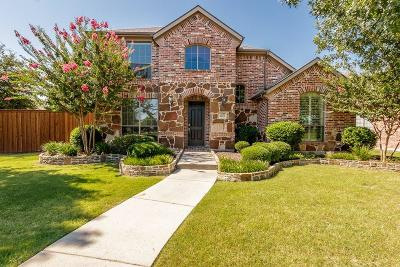 Frisco Single Family Home For Sale: 6093 Stanton Place