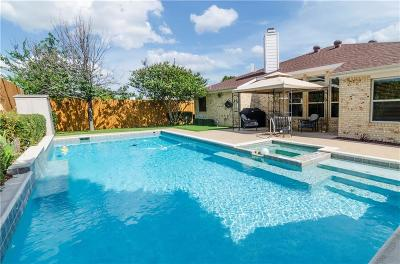 Mckinney Single Family Home For Sale: 4821 Brookridge Avenue