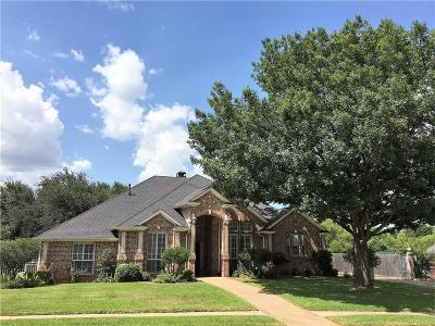 Colleyville Single Family Home Active Option Contract: 126 Mill Crossing E