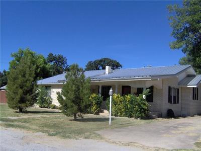 Eastland Single Family Home For Sale: 611 S Gilmer