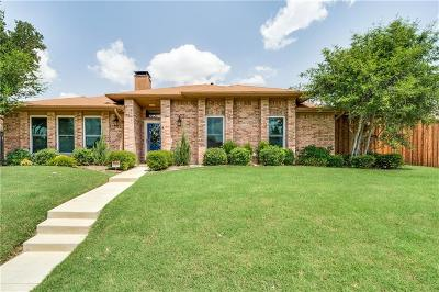 Carrollton Single Family Home For Sale: 3112 Birch Drive