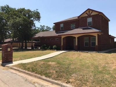 Forest Hill Single Family Home Active Option Contract: 4700 Woody Lane
