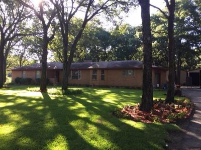 Terrell Single Family Home Active Contingent: 12904 County Road 351