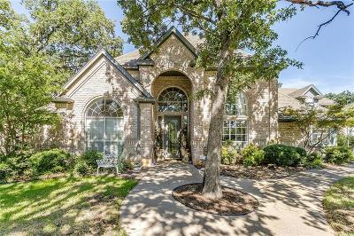 Burleson Single Family Home For Sale: 1013 Cimmaron Court