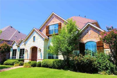 Frisco Single Family Home For Sale: 11763 Coronado Trail