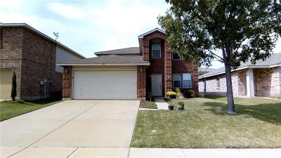 Fort Worth Single Family Home For Sale: 1925 Lariat Drive
