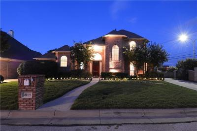 Arlington Single Family Home Active Option Contract: 4109 Sangre Trail