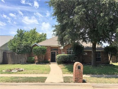 Frisco Single Family Home For Sale: 7700 Jennifer Lane