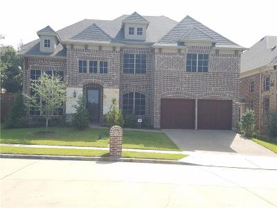 Irving Single Family Home For Sale: 10126 Mateo Trail
