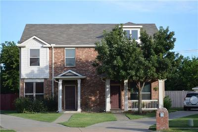 Plano Townhouse For Sale: 2648 Ezekial Way