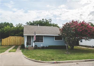 Lewisville Single Family Home For Sale: 131 Harvard Avenue