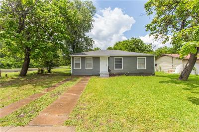 Dallas Single Family Home For Sale: 3205 Morgan Drive