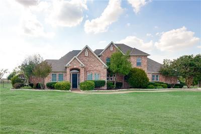 Prosper Single Family Home For Sale: 1551 Cedar Bend Court
