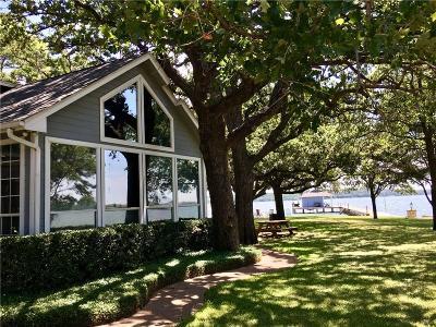 Azle Single Family Home For Sale: 10804 Power Squadron Road