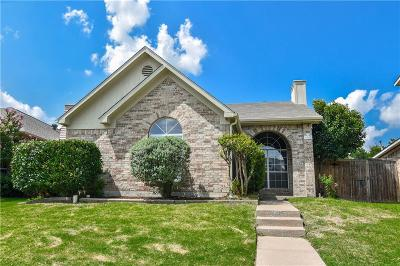 Coppell Single Family Home For Sale: 668 Raintree Circle