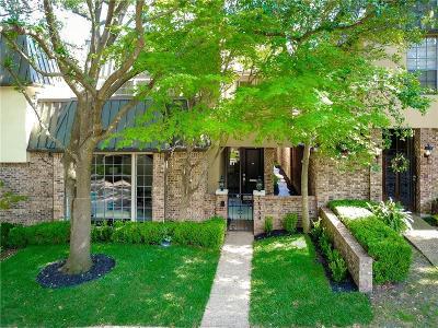Dallas Single Family Home For Sale: 11950 Tavel Circle