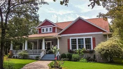 Terrell Single Family Home For Sale: 9677 Old Bridge Road