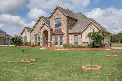 Rockwall Single Family Home Active Option Contract: 2045 Hodges Lake Drive