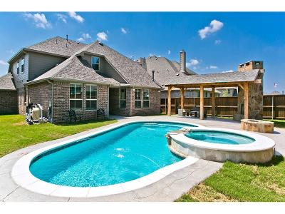 Prosper Single Family Home For Sale: 1805 Commons Way