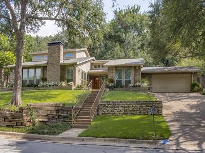 Fort Worth Single Family Home For Sale: 4429 Overton Terrace Court