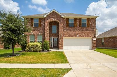 Frisco Single Family Home Active Option Contract: 12413 Meadow Landing Drive