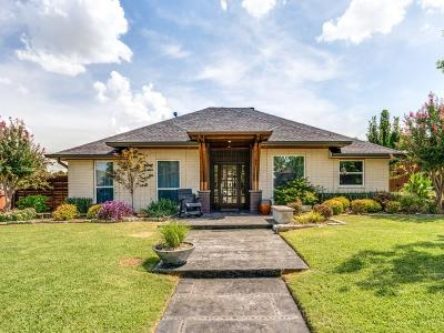 Coppell Single Family Home For Sale: 757 Eagle Drive