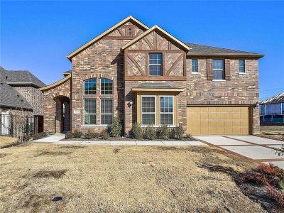 Wylie Single Family Home For Sale: 1421 Tenacity Drive