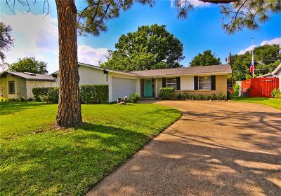 Richardson Single Family Home For Sale: 904 Wateka Way