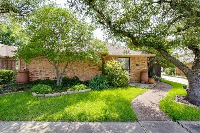 Richardson Single Family Home For Sale: 819 Woodway Lane