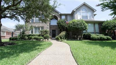 North Richland Hills Single Family Home For Sale: 8901 Trails Edge Drive