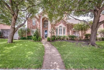 Plano Single Family Home For Sale: 4517 Savino Drive