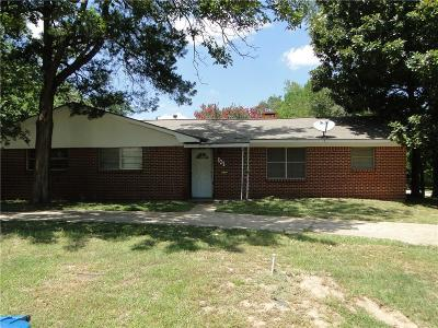 Teague Single Family Home For Sale: 621 Maple
