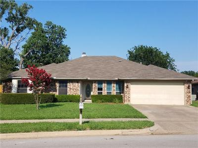 Keller Single Family Home For Sale: 749 Western Trail