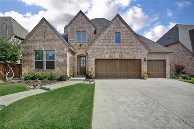 Frisco Single Family Home Active Contingent: 1569 Cedar Ranch Road