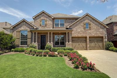 Frisco Single Family Home Active Contingent: 13502 Mossvine Drive