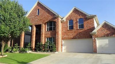 Fort Worth Single Family Home For Sale: 5440 Lori Valley Lane