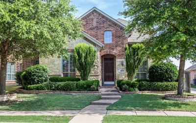 Allen Single Family Home Active Option Contract: 1904 Kirby Lane