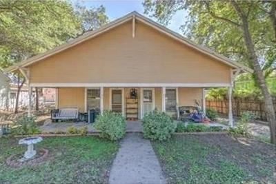 Somervell County Single Family Home For Sale: 508 NE Barnard