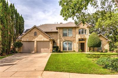 Grapevine Single Family Home For Sale: 2804 Stonehurst Drive