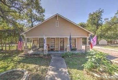 Somervell County Single Family Home For Sale: 608 NE Barnard