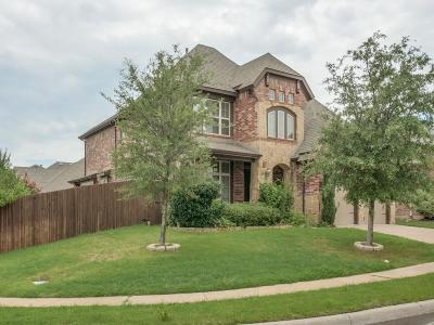 Fort Worth Single Family Home For Sale: 12301 Langley Hill Drive