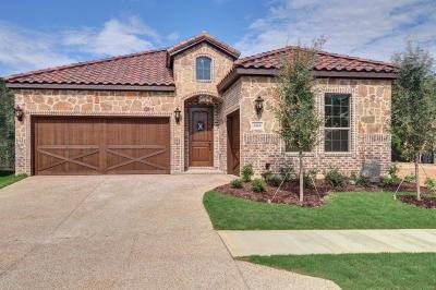 Denton Single Family Home For Sale: 9504 Meadowpark Drive
