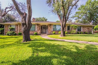 Grand Prairie Single Family Home Active Option Contract: 1413 British Boulevard