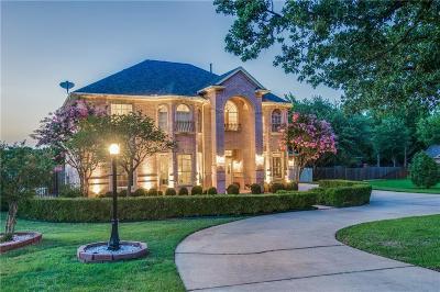 Dalworthington Gardens Single Family Home For Sale: 3405 Sunset Lane